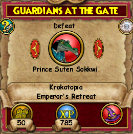Guardians at the Gate