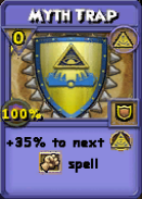 Myth Trap Item Card