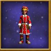 Commander's Longcoat