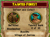 Tainted Forest