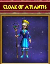 Cloak of Atlantis