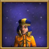 Conjurer's Blue Hat