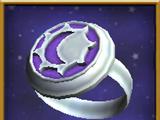 Σκαλιστό Δαχτυλίδι Αμέθυστου
