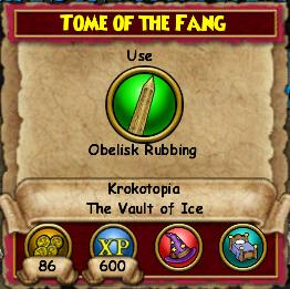 Tome of the Fang