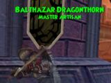Balthazar Dragonthorn