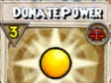 Donate Power