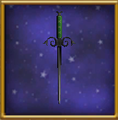 Mugsy's Stylish Athame
