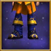 Sandals of the Valorous
