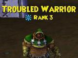 Troubled Warrior