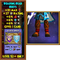 Roaring Bear Boots