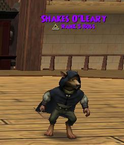 Shakes O'Leary