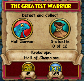 The Greatest Warrior