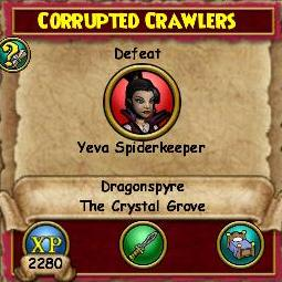 Corrupted Crawlers