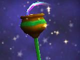Pot O' Gold Wand