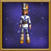 Crystalline Vest