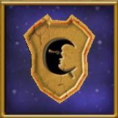 Krok Moon Plaque