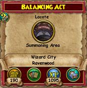 Balancing Act 2- KrokotopiaQuests