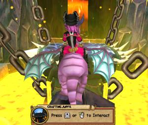 Dragonspyre Crafting Station