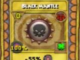 Black Mantle Treasure Card