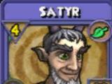 Satyr Item Card