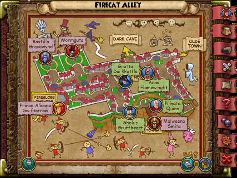 Firecat Alley Map.png