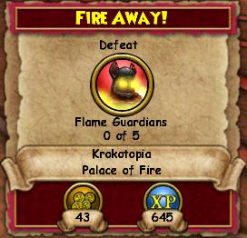 Fire Away!