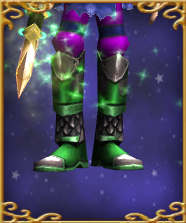 Sysiphan's Benevolent Boots