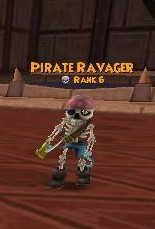 Pirate Ravager