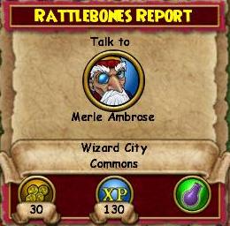 Rattlebones Report
