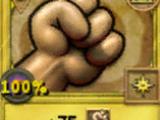 Tough Treasure Card