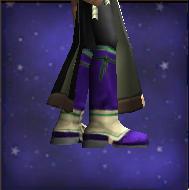 Flickering Boots