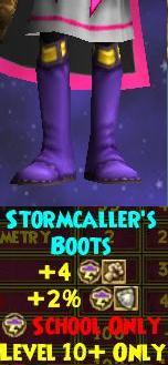 Stormcaller's Boots