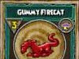 Gummy Firecat