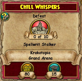 Chill Whispers