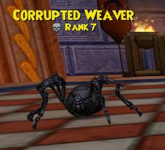 Corrupted Weaver