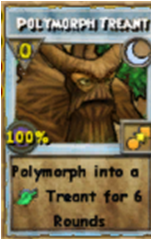 Polymorph Treant