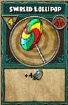 Swirled Lollipop