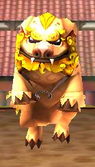 Sunfire Foo Dog