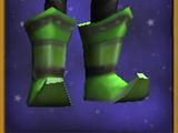 Γδαρμένες Μπότες