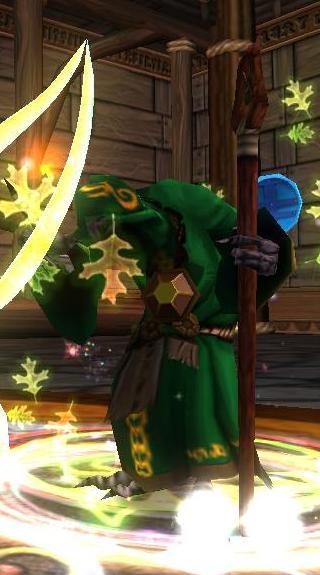 Mord Runechanter (Coven Boss)