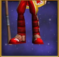 Master's Shoes of Regeneration