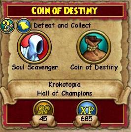 Coin of Destiny