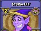 Storm Elf Item Card