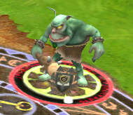 Troll Mercenary