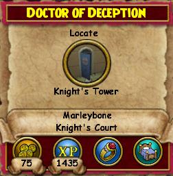 Doctor of Deception