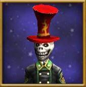Hallowe'en Hat