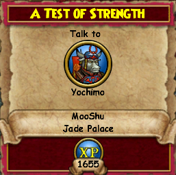 A Test of Strength