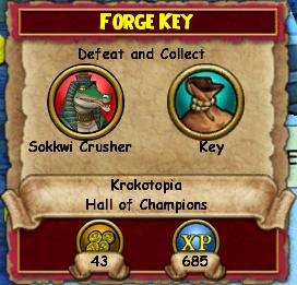 Forge Key