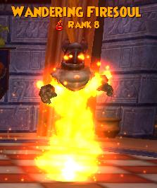 Wandering Firesoul