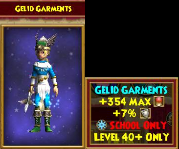 Gelid Garments